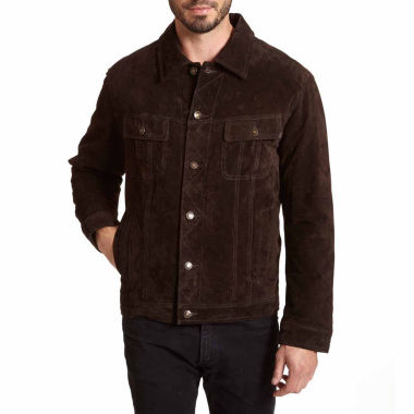 jcpenney.com | EXCELLED MENS SUEDED JEAN JACKET