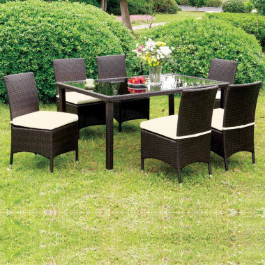 jcpenney.com | Wicker Patio Dining Table