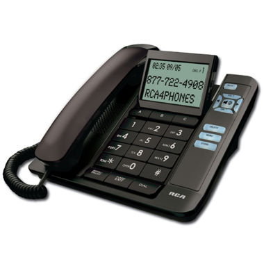 jcpenney.com | RCA 1113 Corded Desktop Phone with Caller ID