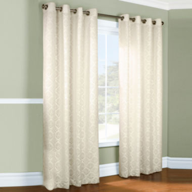 jcpenney.com | Anna Thermalace Grommet-Top Curtain Panel