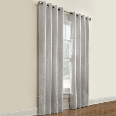 jcpenney.com | Grommet-Top Curtain Panel