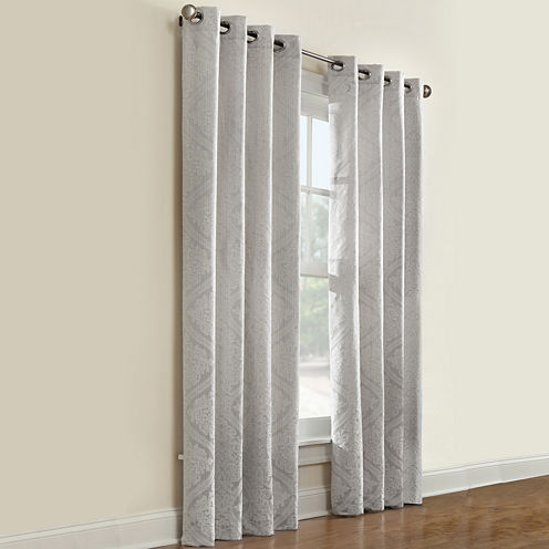 Opera Grommet-Top Curtain Panel