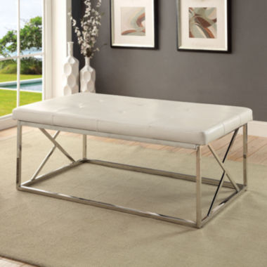 jcpenney.com | Jonas Contemporary Tufted Bench