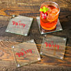 Cathy's Concepts Merry Christmas 4-pc. Coasters