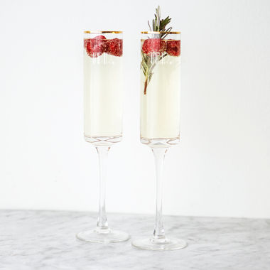 jcpenney.com | Cathy's Concepts Mr. and Mr. Champagne Flutes