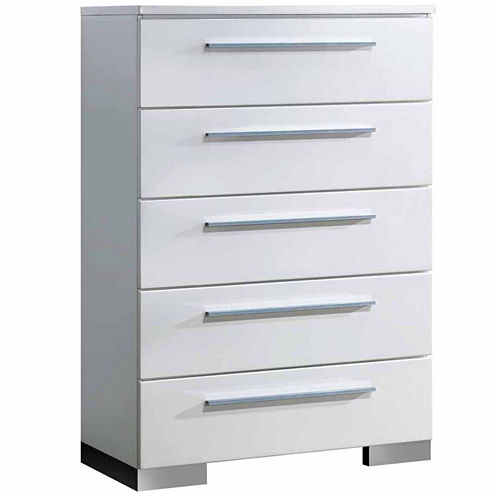 Isabella 5-Drawer Chest