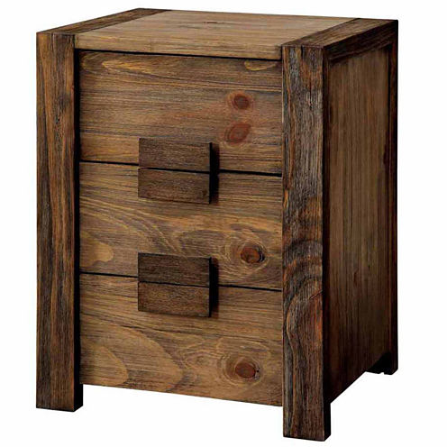 Anton 2-Drawer Nightstand