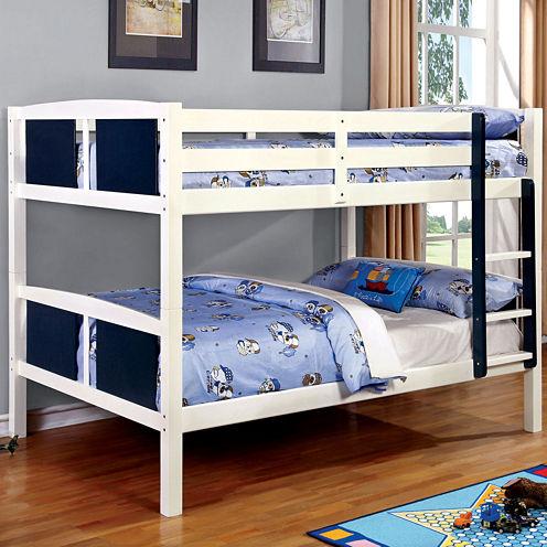 Jordan Two Tone Bunk Bed