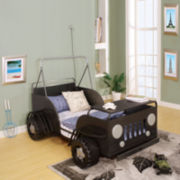 Wheeler Metal Youth Bed