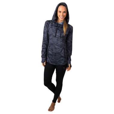 jcpenney.com | Jockey Long Sleeve Fleece Hoodie or Solid Jersey Leggings