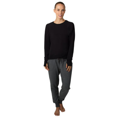 jcpenney.com | Jockey Long Sleeve Sweatshirt or Plaid Jersey Leggings