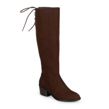 jcpenney.com | Journee Collection Womens Riding Boots