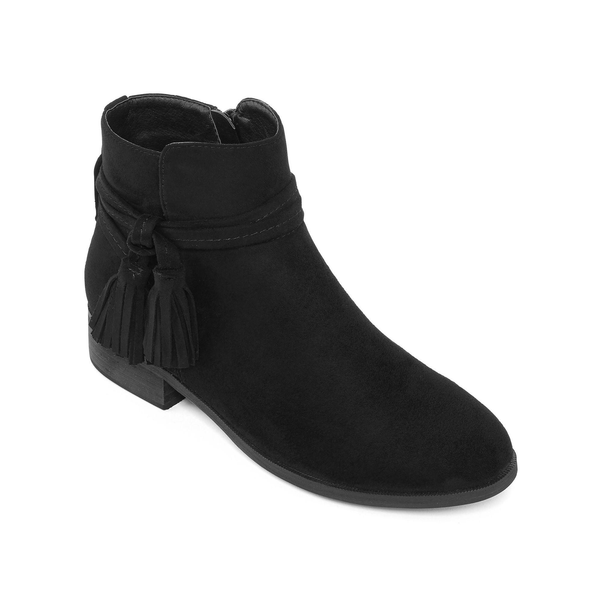 GC Shoes Myra Womens Bootie plus size,  plus size fashion plus size appare