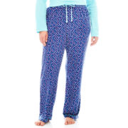 Mixit™ Microfleece Sleep Pants - Plus