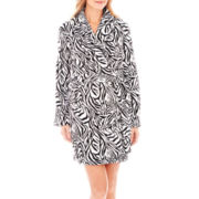 Mixit™ Plush Microfleece Robe