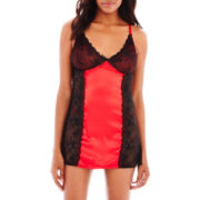 Urban Intimates® Embrace Your Curves Fire Starter Babydoll