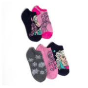 Disney Frozen 5-pk. No Show Socks – Girls