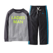 Carter's® Graphic Tee or Track Pants - Boys