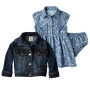 Arizona Denim Dress or Jacket - Girls