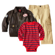 Arizona Thermal Bodysuit, Cargo Pants or Bomber Jacket - Boys