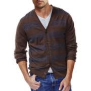 Haggar® Cardigan Sweater