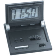 Natico Pop-Up Desk Alarm Clock