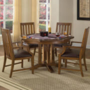 Maxwell Game Table and Chairs Collection