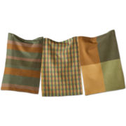 Sherwin Stripe Set of 3 Dish Towels