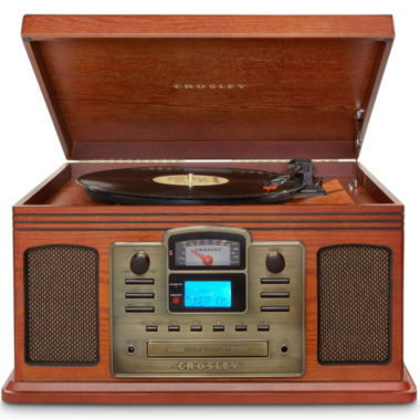 jcpenney.com | Crosley Director CD Recorder Turntable
