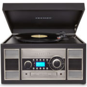 Crosley Memory Master II CD Recorder Turntable