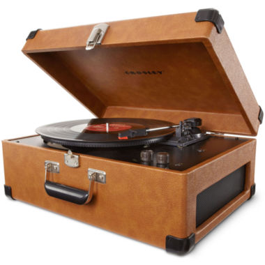 jcpenney.com | Crosley Keepsake Deluxe Portable USB Turntable
