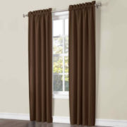 Sun Zero™ Porter Room-Darkening Rod-Pocket Curtain Panel Pair