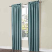 Sun Zero™ Porter Room-Darkening Rod-Pocket Curtain Panel Pair