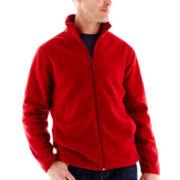 St. John's Bay® Full-Zip Fleece Jacket