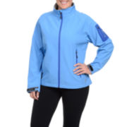 Champion® Four-Way Stretch Soft Shell Jacket - Plus
