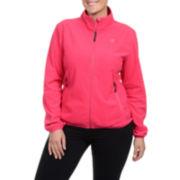 Champion® Textured Microfleece Jacket - Plus