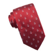 Stafford® Anchor Silk Tie