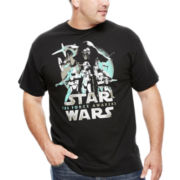 Star Wars: Force Awakens™ New Poster Graphic Tee - Big & Tall
