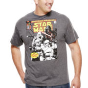 Star Wars: Force Awakens™ First Issue Graphic Tee - Big & Tall
