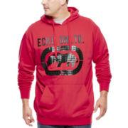 Ecko Unltd.® Pullover Logo Hoodie - Big & Tall