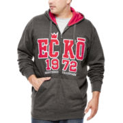 Ecko Unltd.® Crown Full-Zip Hoodie - Big & Tall