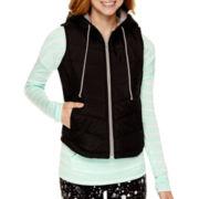 City Streets® Puffer Vest - Plus