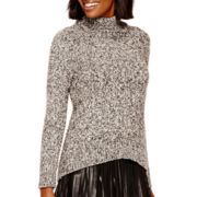 a.n.a® Long-Sleeve Turtleneck Sweater