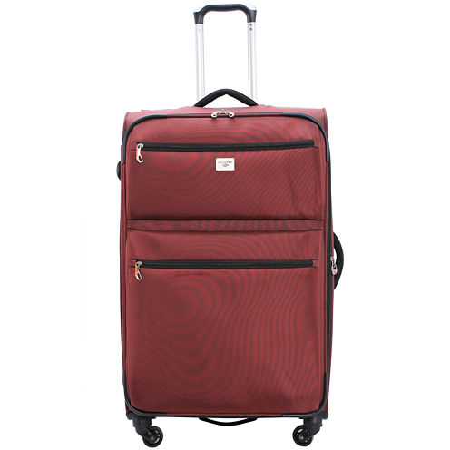 """Dockers® 29"""" Superlight Expandable Spinner Upright Luggage"""
