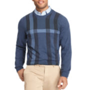 Van Heusen® Patterned Fine-Gauge Sweater