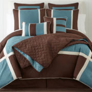 Tranquility 8-pc. Comforter Set + BONUS Coverlet
