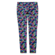 Xersion™ Quick-Dri® Print Running Tights - Girls 7-16 and Plus
