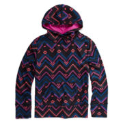 Xersion™ Print Fleece Hoodie - Girls 7-16 and Plus