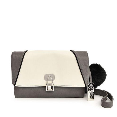 nicole By Nicole Miller Corrine Crossbody Bag