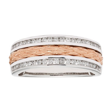jcpenney.com | Womens 1/3 CT. T.W. White Diamond 14K Gold Wedding Band